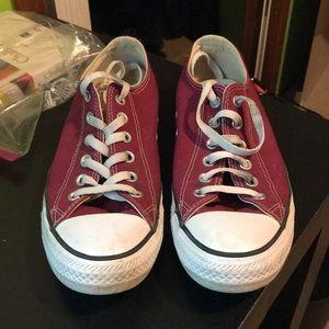 Converse women's size 10